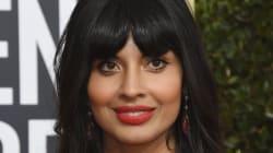 El trucazo de esta actriz en los Globos de Oro del que nadie se dio