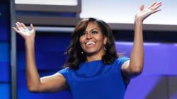 Michelle Obama devient la «femme la plus