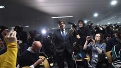Puigdemont reúne el viernes al grupo parlamentario de JxCat en