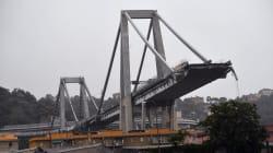 Al menos 30 muertos al desplomarse un viaducto en