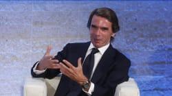 Estupor por lo que desveló Aznar sobre una mesa de La Moncloa y su uso para