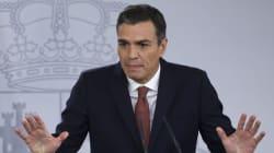 Sánchez anuncia una reforma de la ley para que la banca pague el impuesto de las