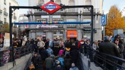 Arrancan los 10 días de paros en varias líneas de Metro de Madrid en protesta por la falta de