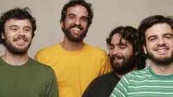 Los Hermanos anuncia turnê pelo Brasil em abril e maio de