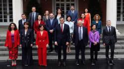 Esta es la foto oficial del nuevo Consejo de