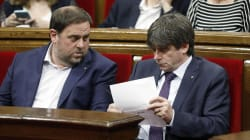 Junqueras plantea combinar una Presidencia de la Generalitat simbólica con otra