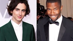 Frank Ocean's Interview With Timothée Chalamet Is Pretty Darn