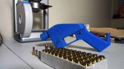 In extremis un giudice blocca la pistola stampata in