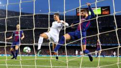 Barça y Real Madrid deleitan con un 'clásico' trepidante