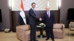 Al Assad y Putin se reúnen en Sochi para hablar de la guerra en
