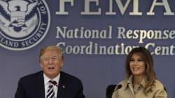 Trump defiende como nunca a su mujer