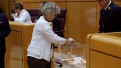 Los candidatos al Consejo de Administración de RTVE de PSOE-Podemos-PNV no logran mayoría en el