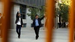 Jordi Sànchez denuncia que le han castigado con 18 horas diarias en la