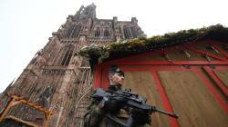 El autor del atentado de Estrasburgo gritó: