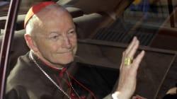 Justicia vaticana: el papa expulsa a excardenal de EU por abuso sexual