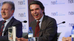 Aznar dice que el centro-derecha en España ha sido