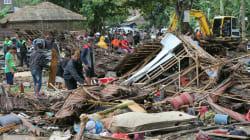 Al menos 222 muertos y más de 800 heridos por un tsunami en