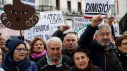 Los pensionistas cobrarán este viernes una paga de 100 euros por los