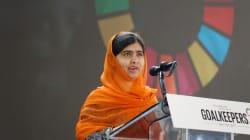 Hace 5 años, a Malala le dispararon; hoy 'presume' foto estudiando en