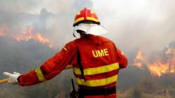 Los bomberos dan por estabilizado el incendio de