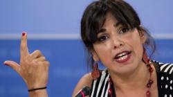 Teresa Rodríguez será la candidata de la confluencia Podemos-IU en las elecciones