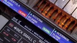 El IBEX 35 rebota un 1,42 % y se aproxima a los 9.800 puntos tras la