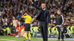 Incredulidad por lo que ha hecho Zidane antes del