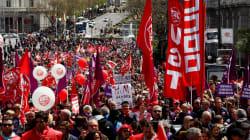 Subidas salariales, pensiones dignas y feminismo, las reinvindicaciones del 1 de