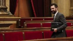 Torrent suspenderá el Pleno de investidura sin que se vote a