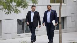 La juez decreta prisión para Junqueras y otros siete