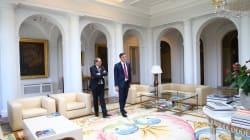 Sánchez y Torra: una reunión de deshielo, choque por la autodeterminación, la fuente de Machado y