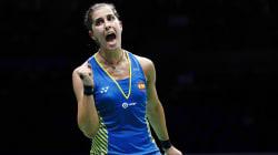 Carolina Marín hace historia y logra su tercer Mundial de