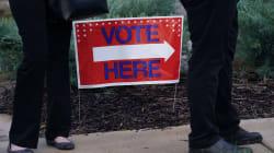 En imágenes: un EEUU dividido vota en unas elecciones de medio mandato cargadas de