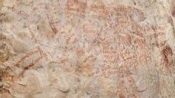 La pintura figurativa más antigua de la humanidad es ésta y no está en