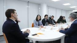 Ciudadanos rebaja sus exigencias en Andalucía: su línea roja es que no gobierne el