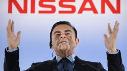 El expresidente de Nissan, acusado formalmente de esconder ingresos