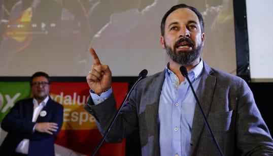 La mayoría de los españoles sitúa a Vox en la extrema