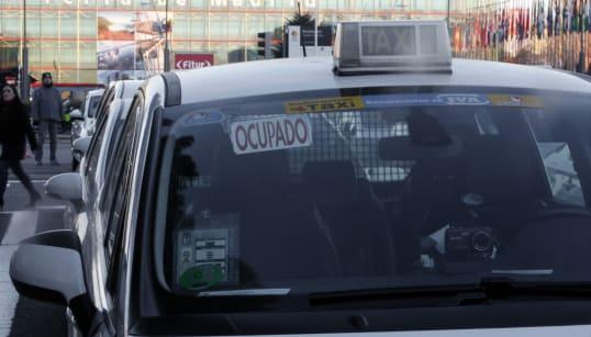 Los taxistas de Madrid tildan de