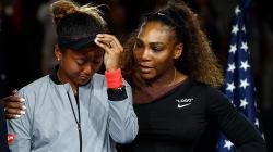 Naomi Osaka cuenta qué le susurró Serena Williams en la final del US