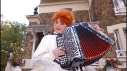 L'accordéoniste Yvette Horner est