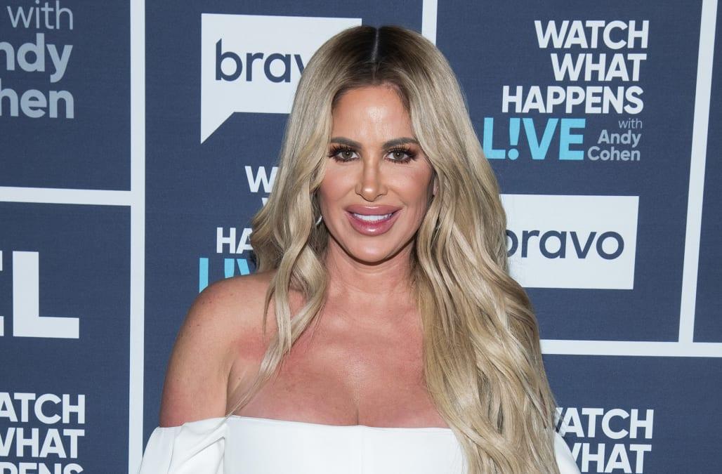 Kim Zolciak Confirms She Had A Breast Reduction Feeling Fab At 40