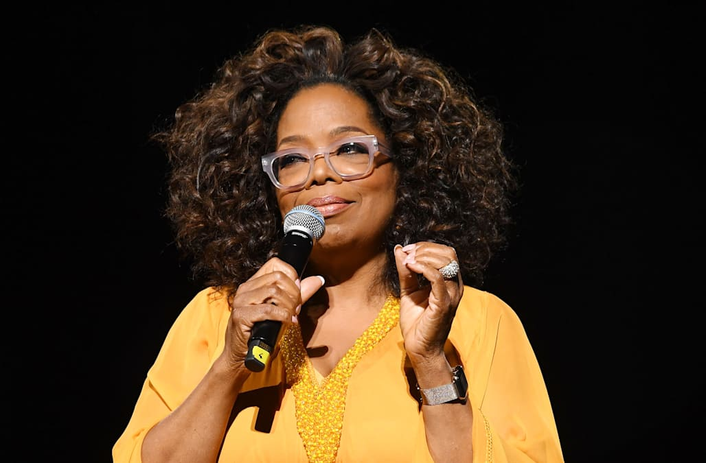 8ee625a9b935 Oprah Winfrey talks retirement and what she would tell her 25-year-old self  (Exclusive)