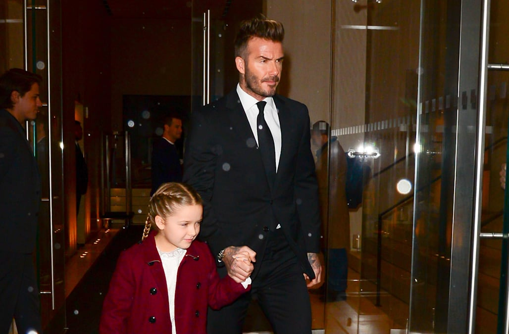 Victoria Beckham S 7 Year Old Daughter Is Getting Called Out For