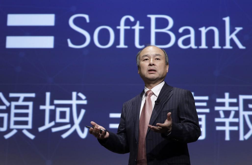 SoftBank CEO Son won't speak at Saudi conference: source