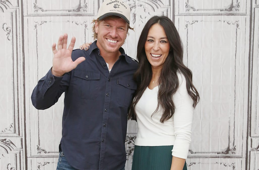 joanna gaines addresses rumors she 39 s leaving 39 fixer upper