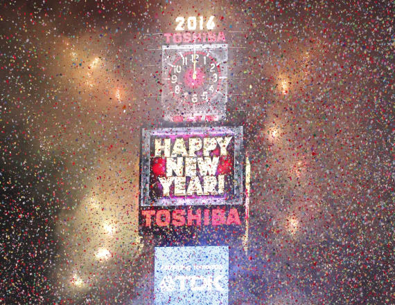 The history behind New Year's Eve in Times Square