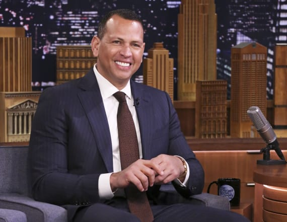 A-Rod tells Jimmy Fallon about his proposal to J.Lo