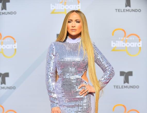 Jennifer Lopez's best looks from 2018