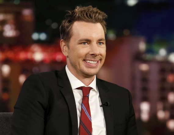 Dax Shepard gushes about working with Netflix