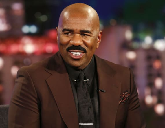 Steve Harvey for host New Year's special